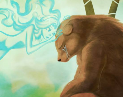 The Bear and the Fairy