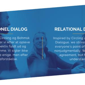 Relational Dialogue